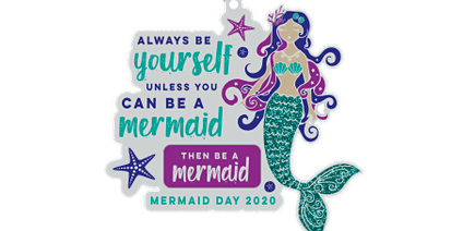 2020 Mermaid Day 1M 5K 10K 13.1 26.2 –Des Moines