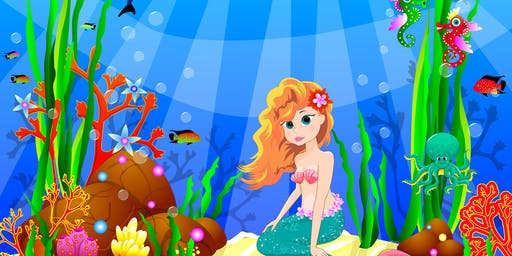 Mayor's SRC -  Under-the-Sea Magic Storytime and Craft - Seaford Library