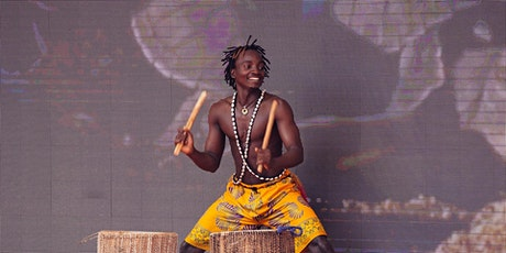 African Community Drumming and Dance Workshop 12pm tickets