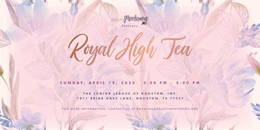 BEAUTY Mentoring's Royal High Tea