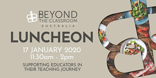 Beyond the Classroom Luncheon