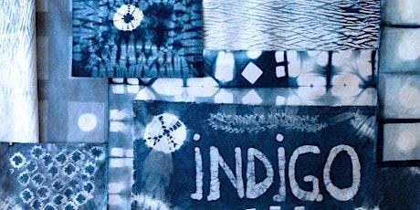Organic Indigo Dyeing & Shibori tickets