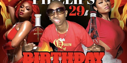 """ Hot Boy Phillips 29th Birthday"
