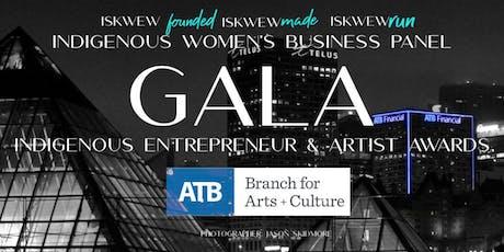 IWPB Gala Indigenous Entrepreneur & Artist Awards tickets