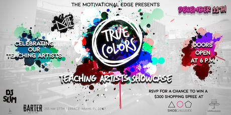 True Colors: A Teaching Artist Showcase tickets