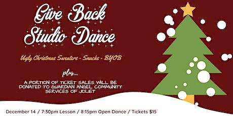 Give Back Studio Dance tickets
