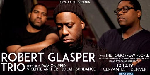 Robert Glasper Trio w/ The Tomorrow People