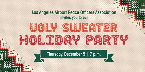 LAXPD Holiday Party Presented by LAAPOA