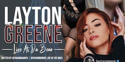 "Layton Greene ""Home for Christmas"" Live in Concert at Da Beno Nite Club"