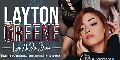 "Layton Greene ""Home for Christmas"" Live in Concert at Da Beno Nite Club"