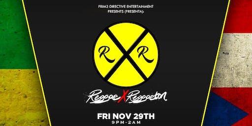 ReggaeXReggaeton
