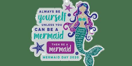 2020 Mermaid Day 1M 5K 10K 13.1 26.2 –Raleigh tickets