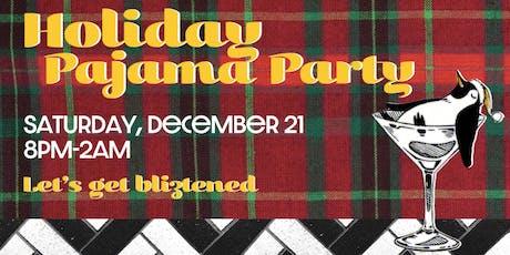 Holiday Pajama Party at Magnolia House tickets