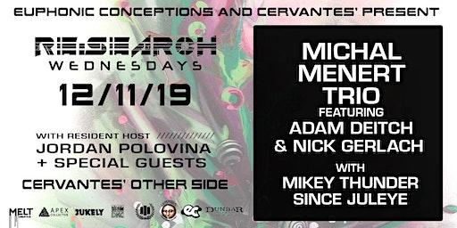 RE:Search feat. Michal Menert Trio ft. Adam Deitch & Nick Gerlach