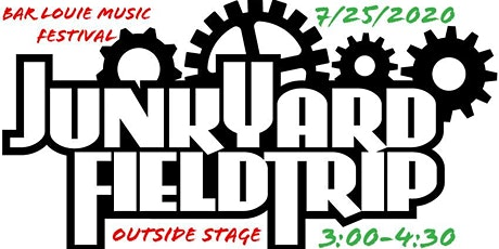 JunkYardFieldTrip at 2nd Annual Bar Louie Music Festival tickets