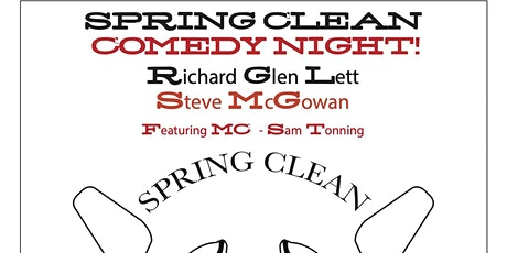 Spring Clean Comedy Night tickets