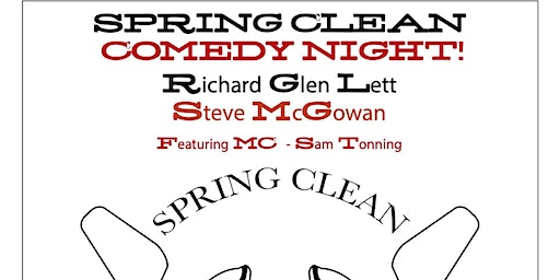 Spring Clean Comedy Night
