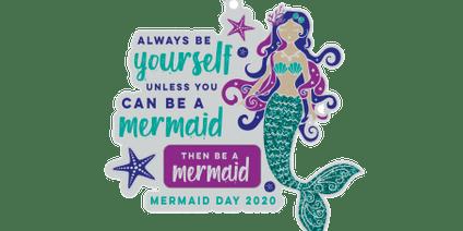 2020 Mermaid Day 1M 5K 10K 13.1 26.2 –Charleston
