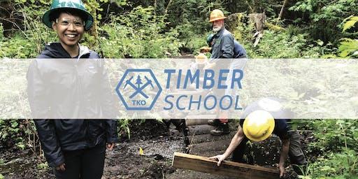 TKO Timber School - Box Steps Lab