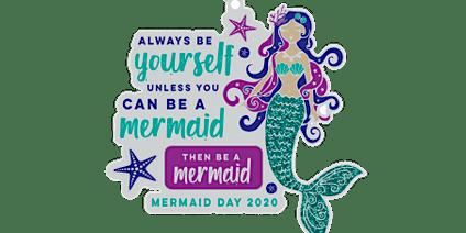 2020 Mermaid Day 1M 5K 10K 13.1 26.2 –Myrtle Beach