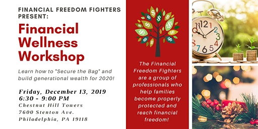 Financial Wellness Holiday Workshop