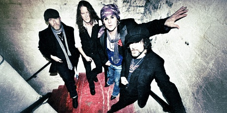 The Quireboys - Live in the Vault tickets