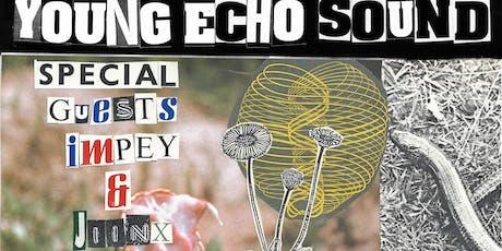 Young Echo Xmas Party tickets