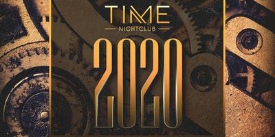 New Years Eve 2020 at Time Nightclub