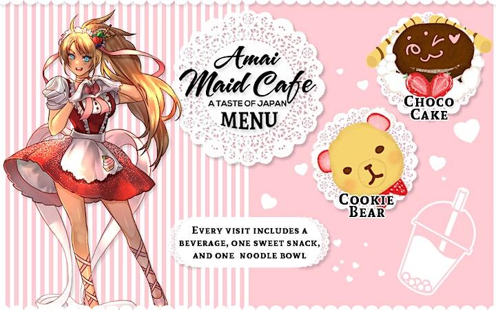 Amai Maid Cafe @ IKKiCON 14 image
