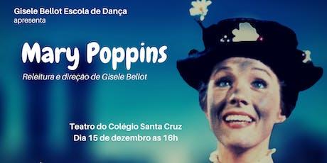 Mary Poppins ingressos