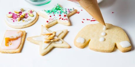 Christmas Cookie & Gingerbread House Decorating Evening tickets