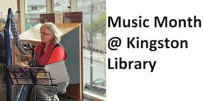 Helen Morrison @ Kingston Library (Music Month)