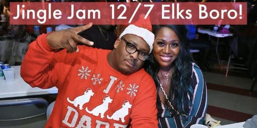 Jingle Jam 2019 Cwiz/Darryl Jaye $10 B4 10p, $15 After. Fred 615-556-3055.