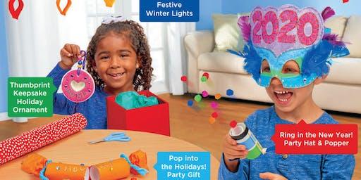 Lakeshore's Free Crafts for Kids Celebrate the Season Saturdays in December (Murrieta)