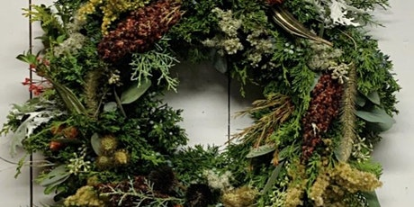 Wreath Workshop at Botanical Cafe tickets