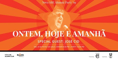 Nova SBE Alumni Party '19 tickets