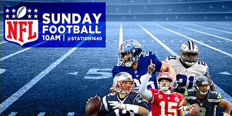 NFL Sundays @Station1640 tickets