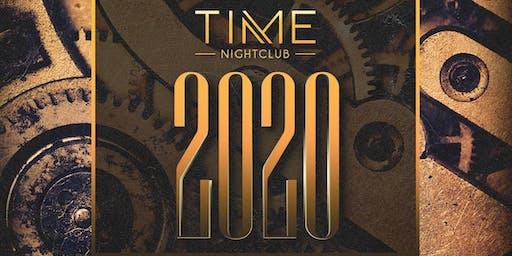 NYE 2020 at Time Nightclub