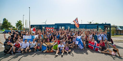 Dediqated - 20 Years of Q-Dance - Amsterdam Party Bus