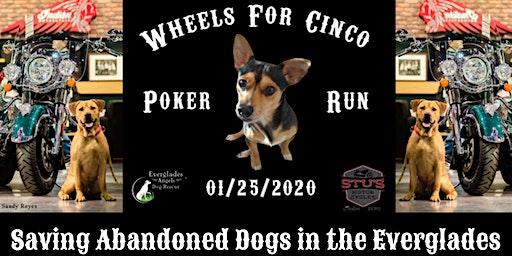 Wheels 4 Cinco Poker Run