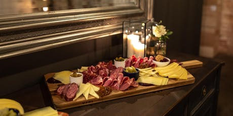 Holiday Charcuterie Board Workshop tickets