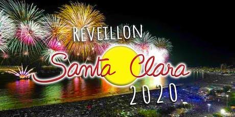 Réveillon Santa Clara 2020 ingressos