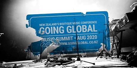 Going Global Music Summit 2020 tickets