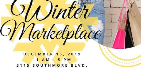 Winter MarketPlace with Hemp N Houston Expo tickets
