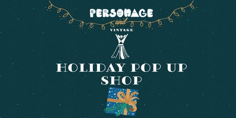 Holiday Pop Up Shop tickets