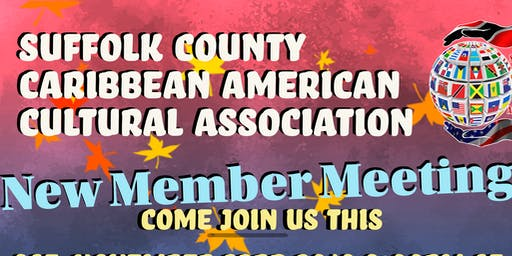 SCCACA November Membership Drive and Meeting