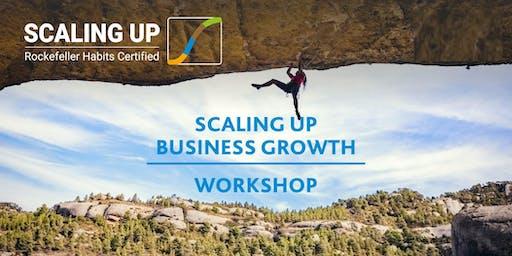 Scaling Up Business Growth Workshop - Sydney - September 10, 2020