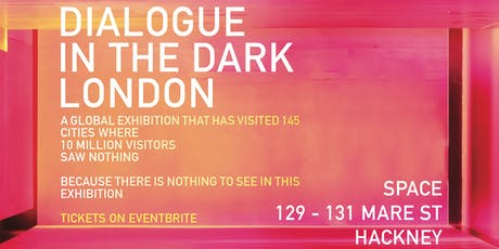 Dialogue in the Dark | December tickets