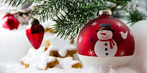 Kids' Ornament Workshop