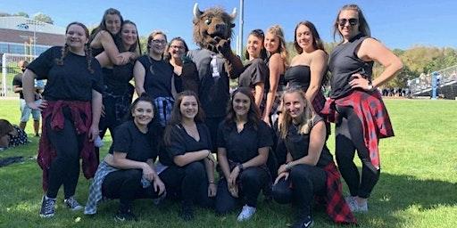 Nichols College Dance Team Clinic
